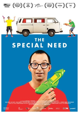 The Special Need - Locandina del film